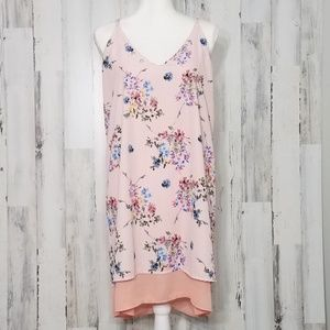 🎄 Floral & Stripped Summer Casual Dress
